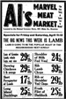 deatiled ad about AI's Marvel Meat Market