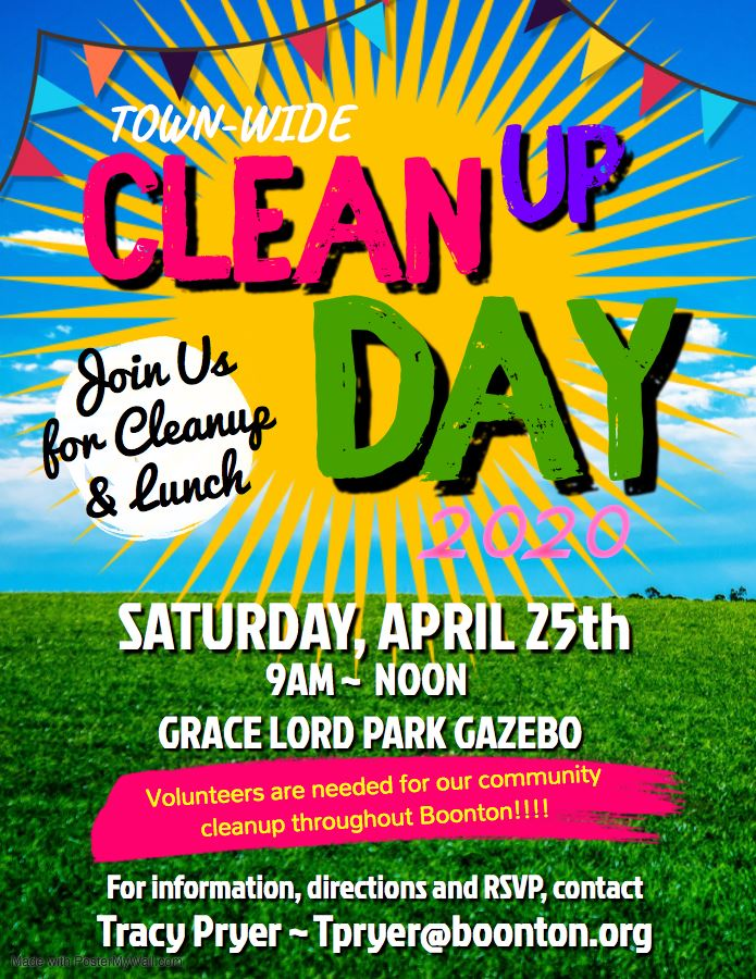 Clean Up Day 2020