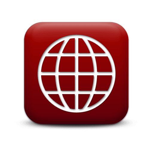 red world wide web logo